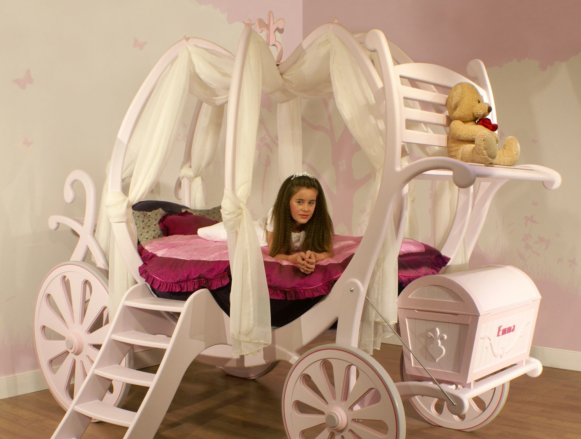 coach carriage princess cake ideas and designs